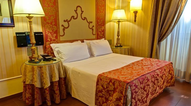 Rome, Hotel Canada, Standaard kamer
